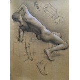 Figure Study, Santiago I