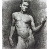 Figure Study Santiago III