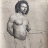 Jamaal Figure Study