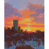 Last Stroke of Light, Boston