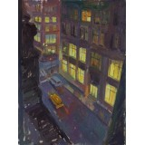 Late Night at The Roosevelt Hotel