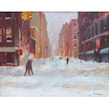 Manhattan Blizzard