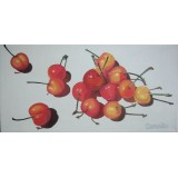 Rainier Cherries Season