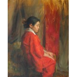 Red Kimono