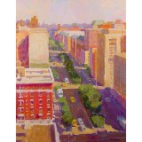 Saturday Morning on the Upper West Side