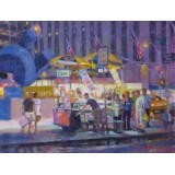 Summer Eve Sabrett's, West 51st and 6th