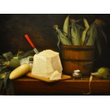 Sweet Corn and Butter