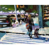 West Village Dog Walk